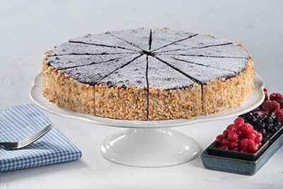 YABAN MERSİNLİ CHEESECAKE